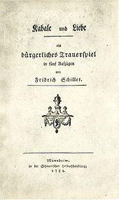 170px-Friedrich_Schiller_-_Kabale_und_Liebe_1784